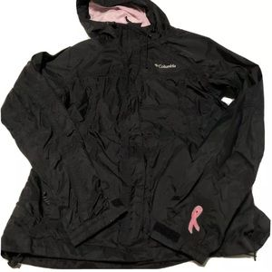 Columbia Breast Cancer Awareness Jacket